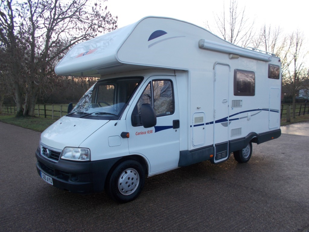 used CI Carioca CARIOCA 656 in suffolk