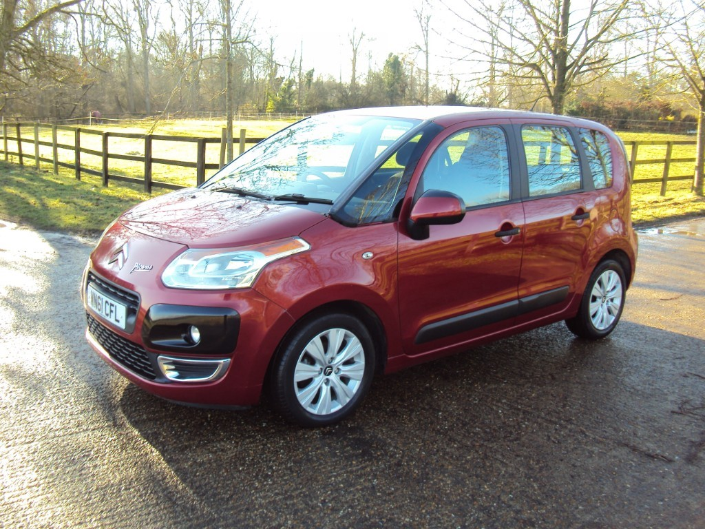 used Citroen C3 VTR PLUS PICASSO in suffolk