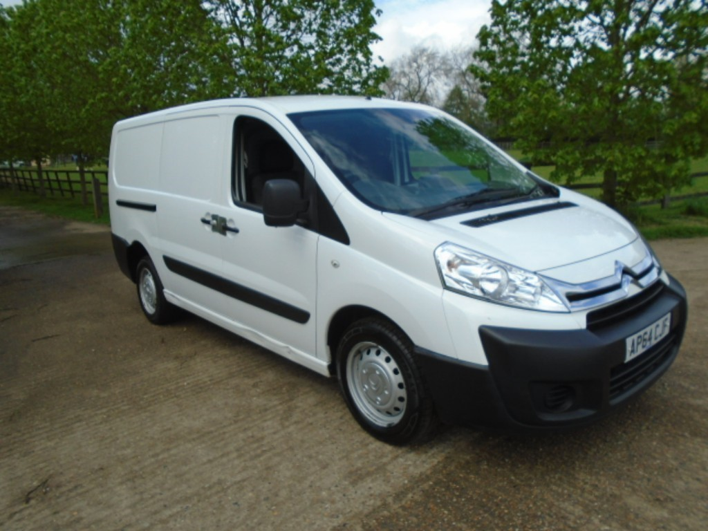 used Citroen Dispatch 1200 L2H1 ENTERPRISE HDI in suffolk