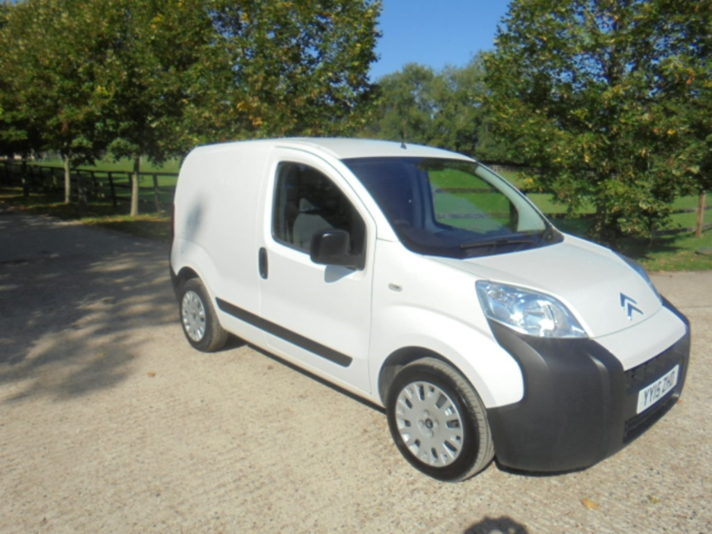 used Citroen Nemo 660 ENTERPRISE HDI in suffolk