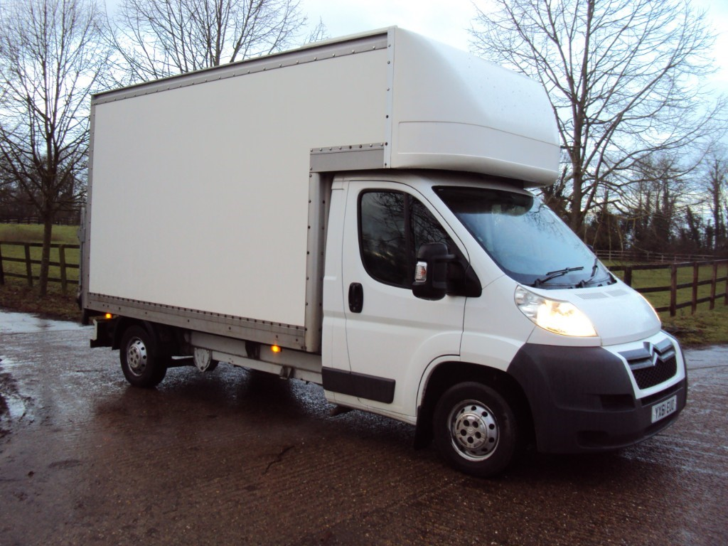 used Citroen Relay 35 L3 LUTON HDI in suffolk