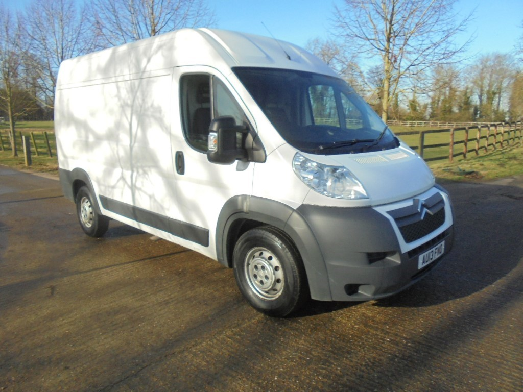 used Citroen Relay 40 HEAVY L2H2 HDI in suffolk