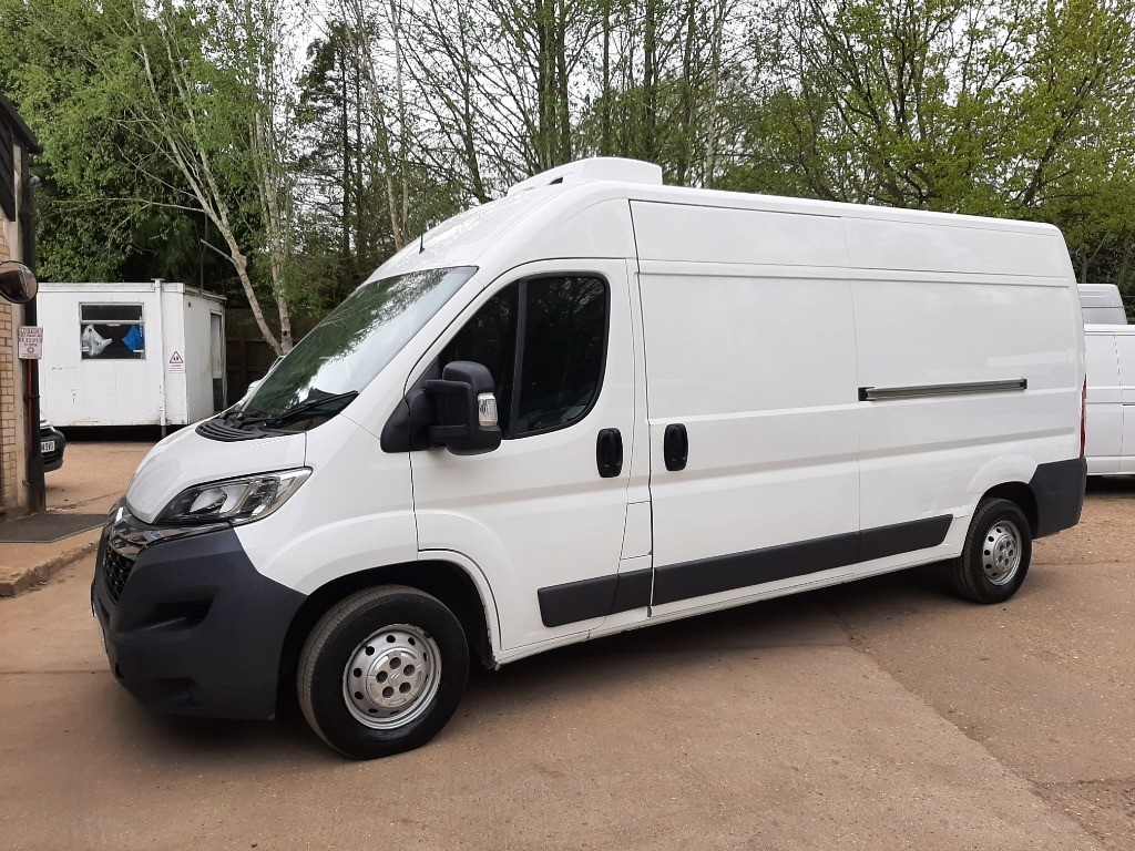 used Citroen Relay 35 L3H2 HDI in suffolk