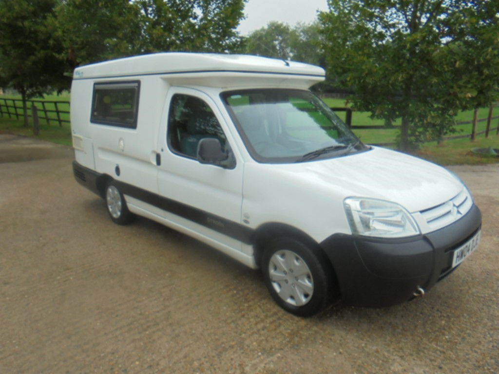 used Citroen  ROMAHOME HYLO DUO in suffolk