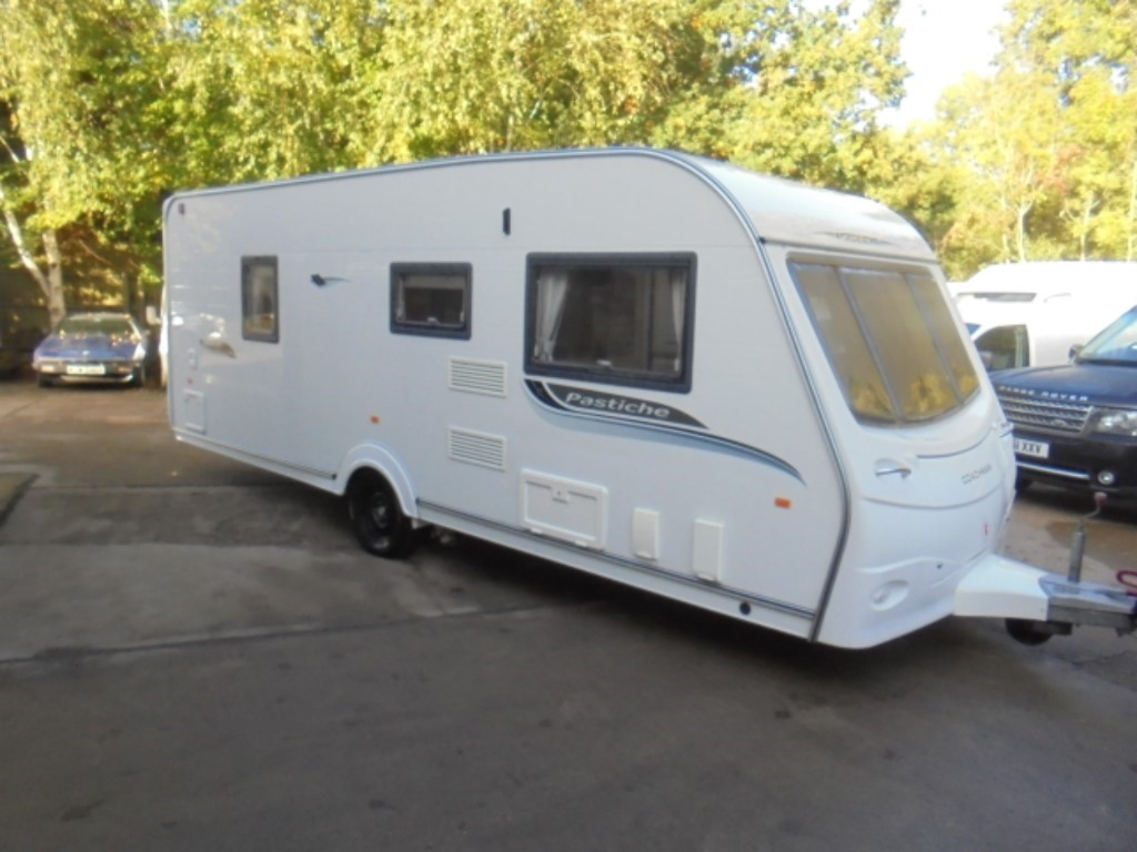 used Coachman Pastiche 560/4 in suffolk