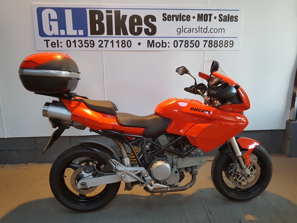 used Ducati Multistrada 620 in suffolk