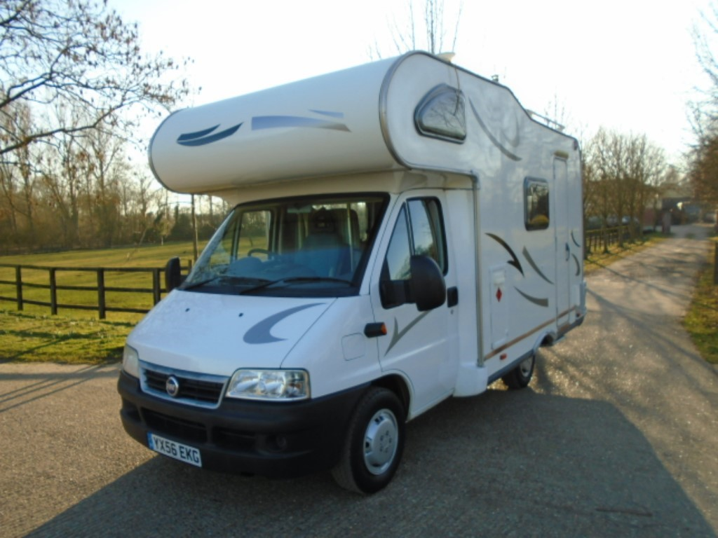 used Fiat Ducato ACE FINCA in suffolk