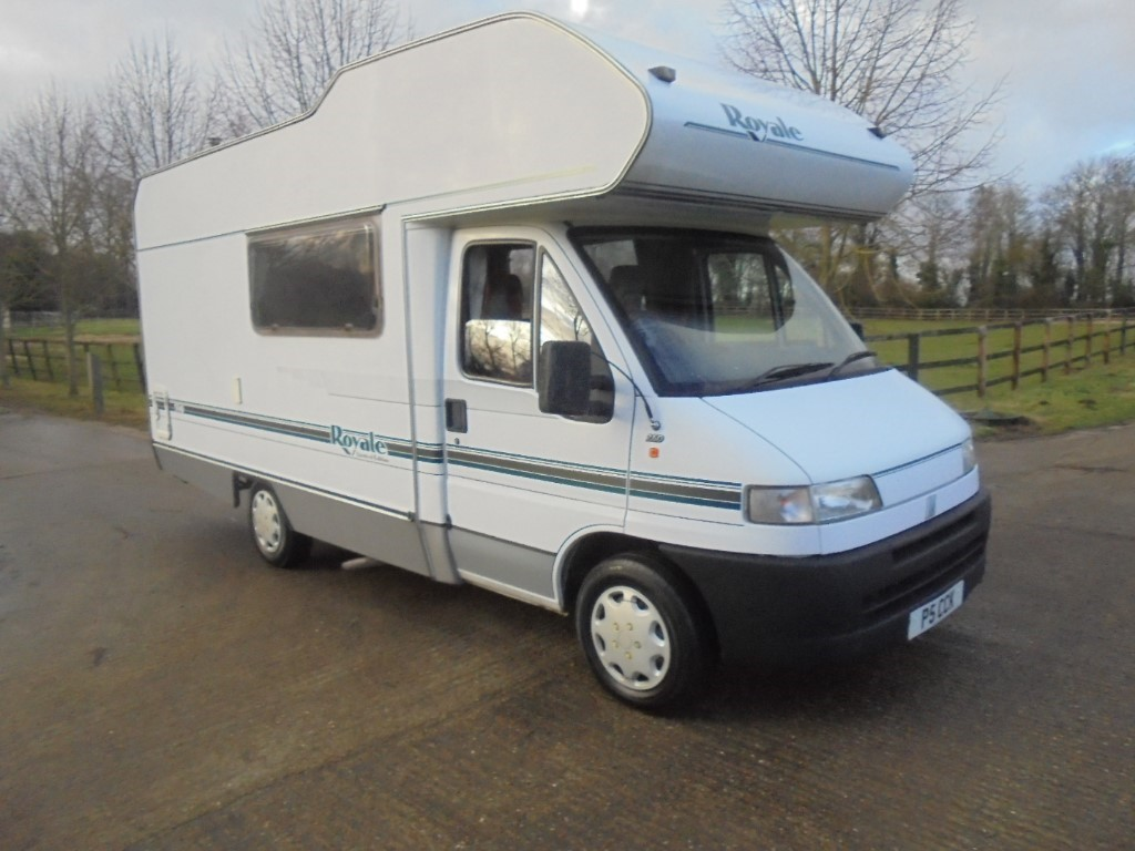 used Fiat Ducato SWIFT ROYALE in suffolk