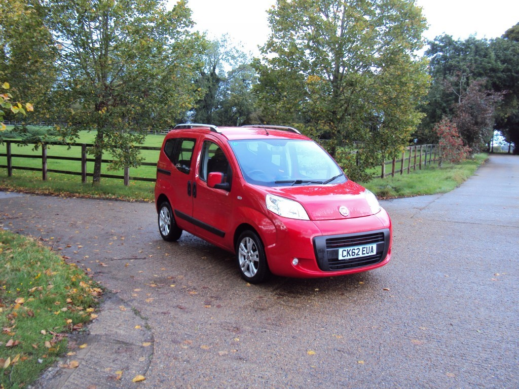 used Fiat Qubo MULTIJET MYLIFE DUALOGIC in suffolk