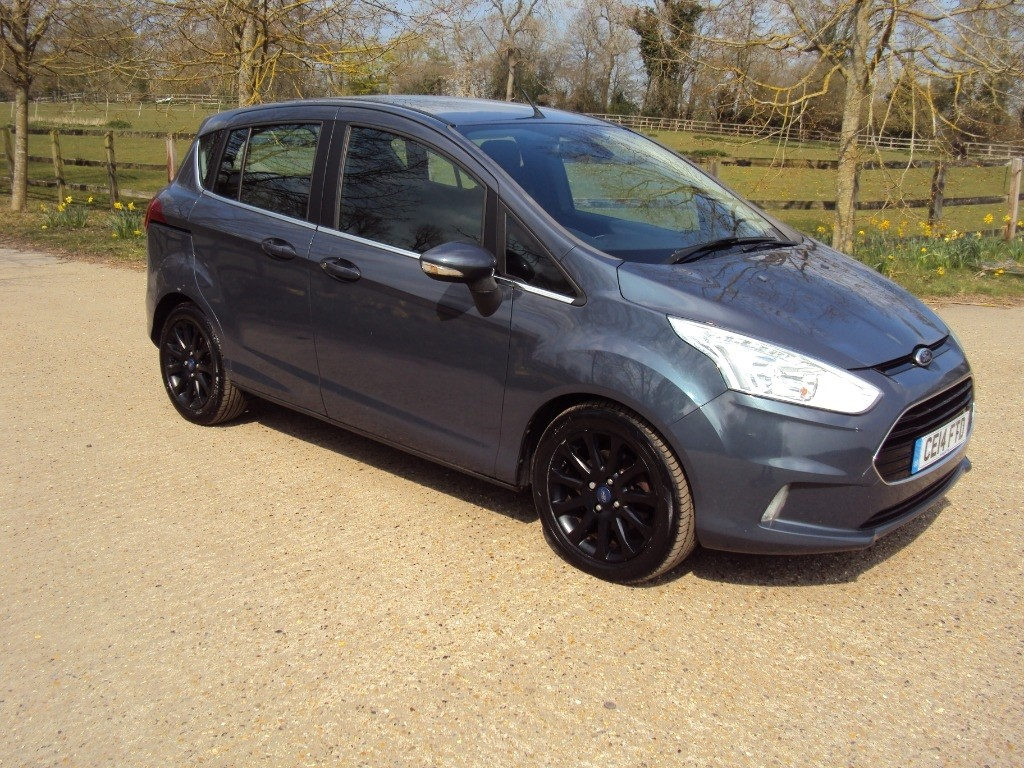 used Ford B-Max TITANIUM in suffolk
