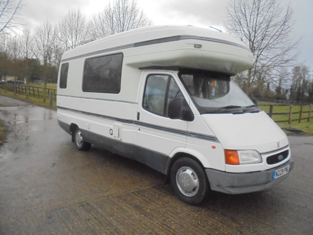 used Ford Transit 2.5 D AUTOSLEEPER in suffolk