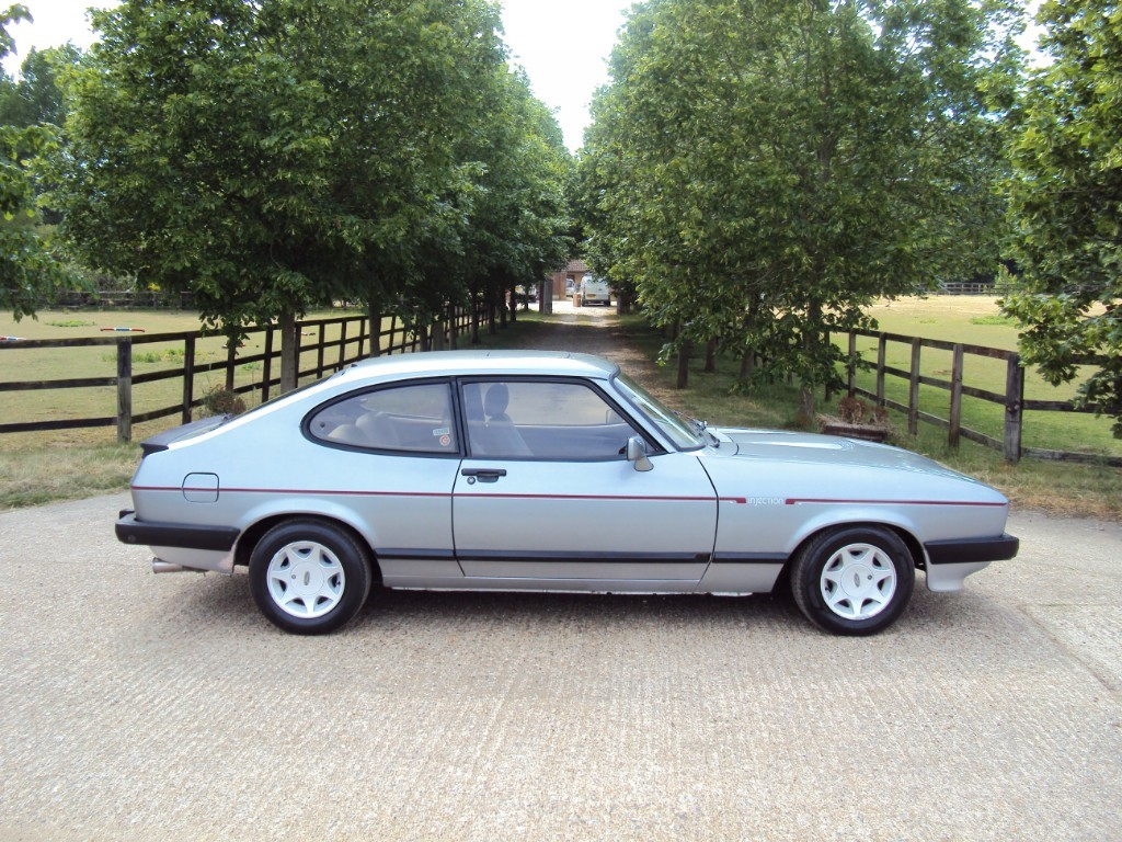 used Ford Capri 2.8 INJECTION SPECIAL in suffolk