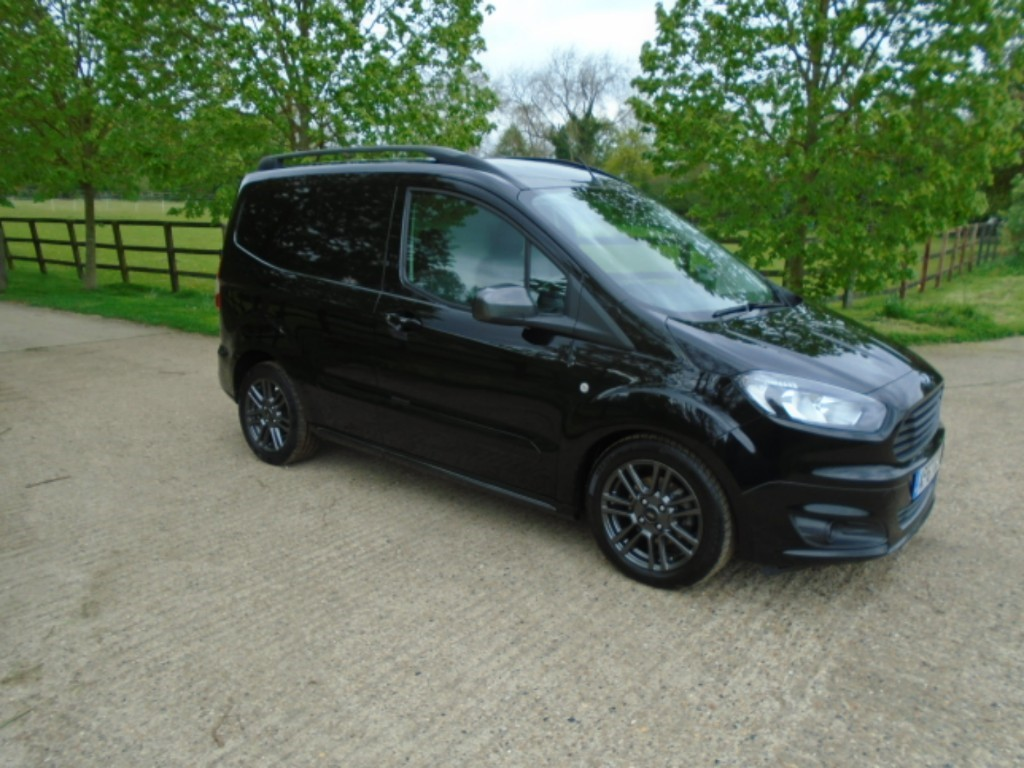 used Ford Courier SPORT TDCI in suffolk