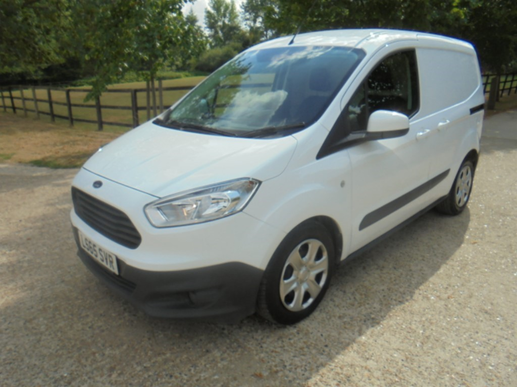 used Ford Courier TREND TDCI in suffolk