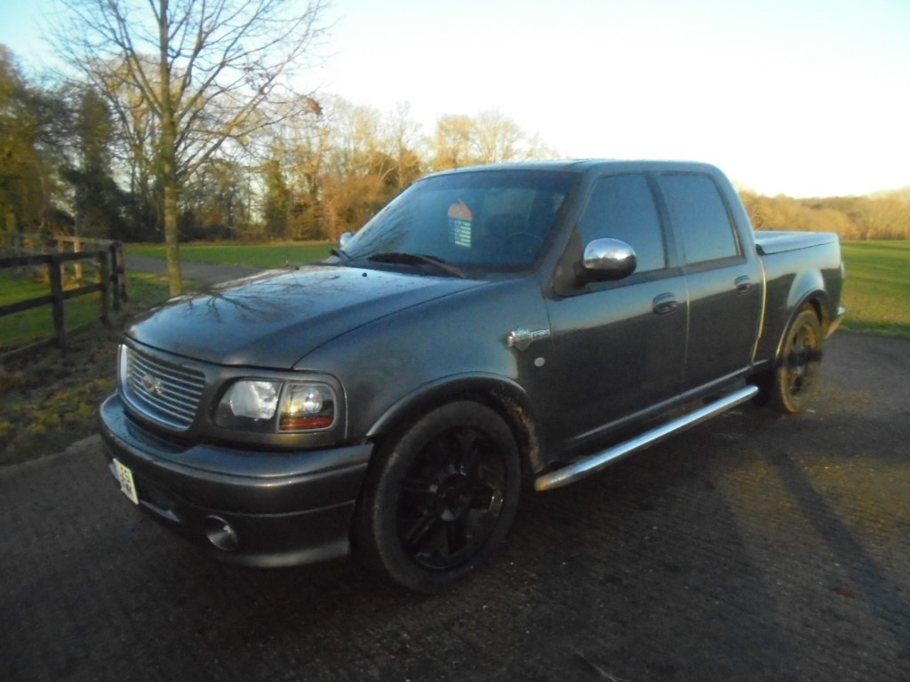 used Ford F-150 HARLEY DAVIDSON in suffolk