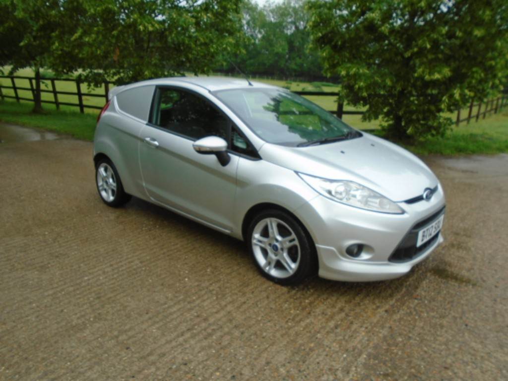 used Ford Fiesta SPORT TDCI in suffolk