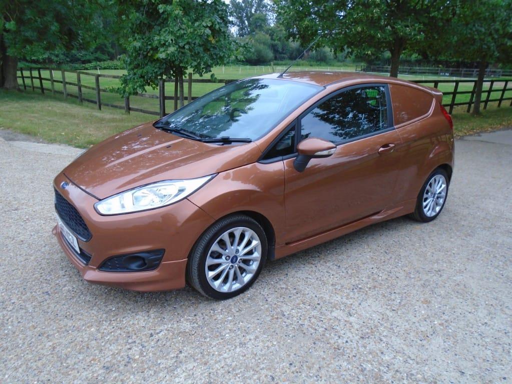 used Ford Fiesta SPORT TDCI in suffolk