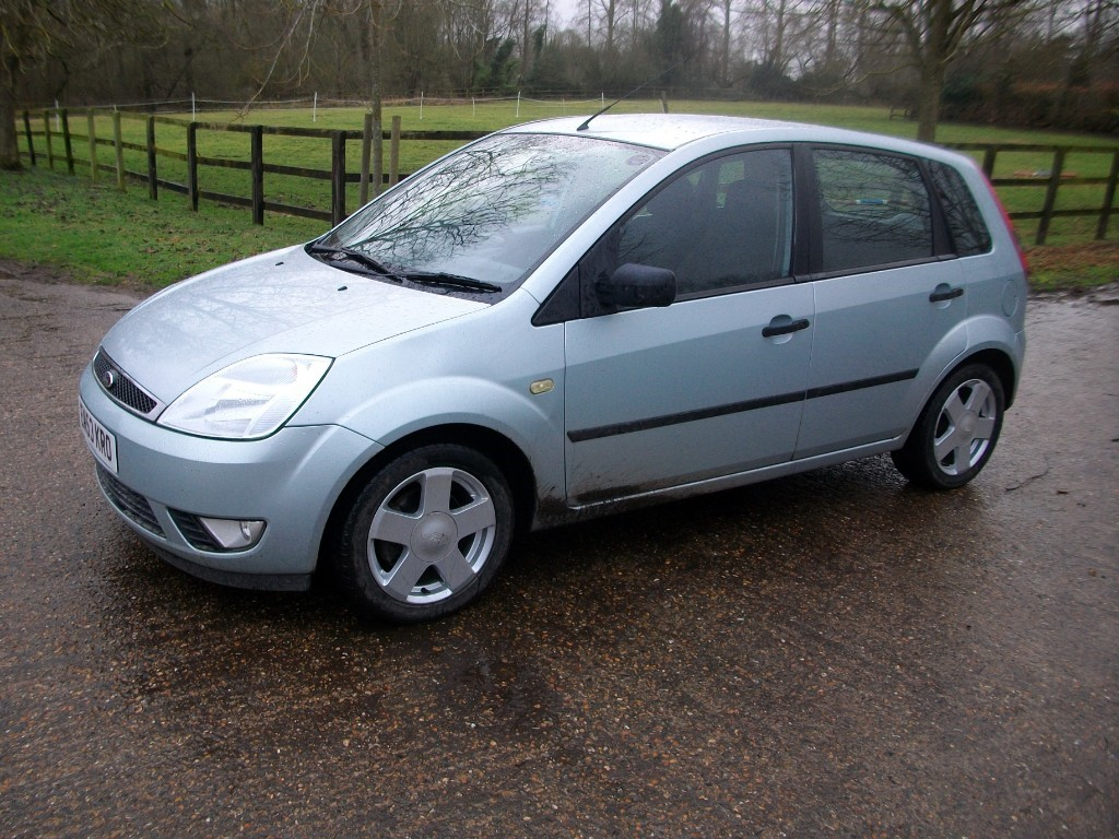 used Ford Fiesta 16V FLAME in suffolk