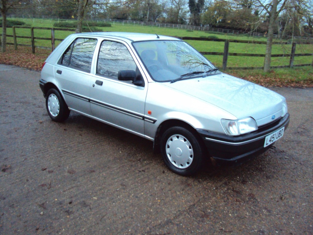 used Ford Fiesta FREESTYLE in suffolk