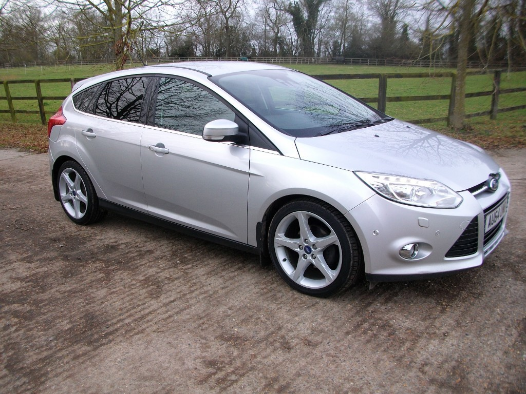 used Ford Focus TITANIUM X TDCI in suffolk