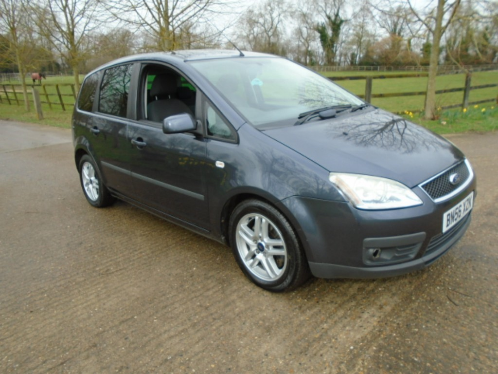 used Ford Focus ZETEC in suffolk