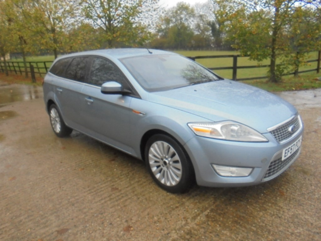 used Ford Mondeo TITANIUM X TDCI 125 in suffolk