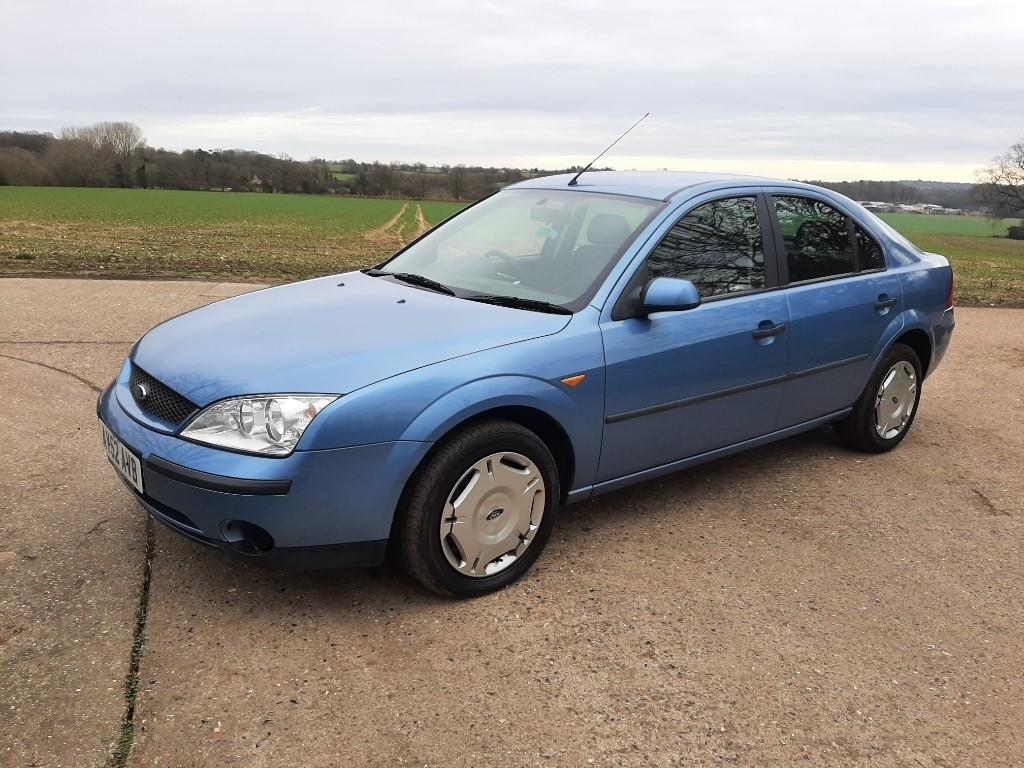 used Ford Mondeo LX 16V in suffolk