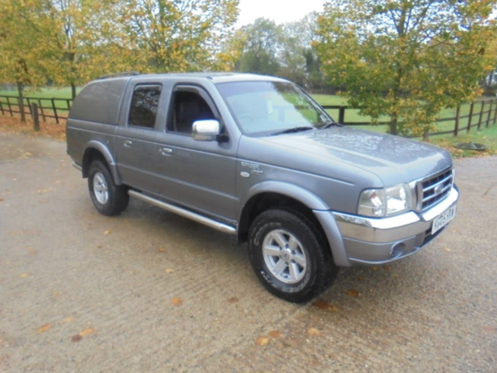 used Ford Ranger THUNDER DCB in suffolk