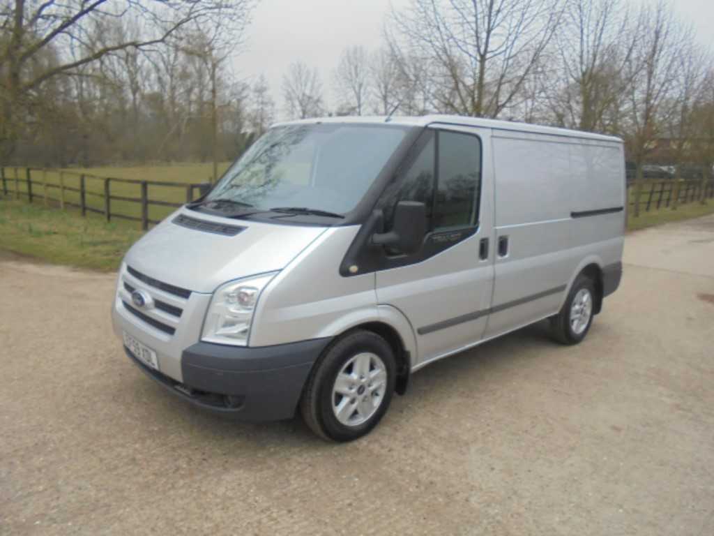 used Ford Transit 280 LIMITED LR P/V in suffolk