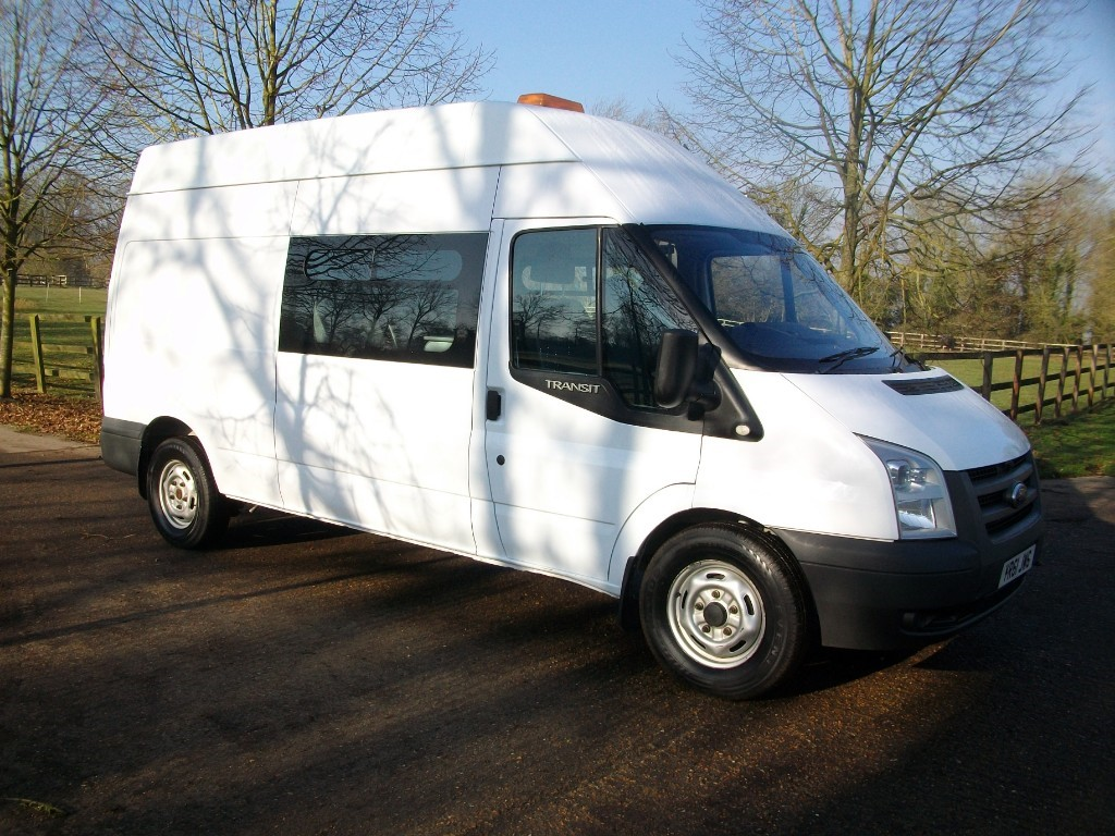 used Ford Transit 350 WELFARE UNIT in suffolk