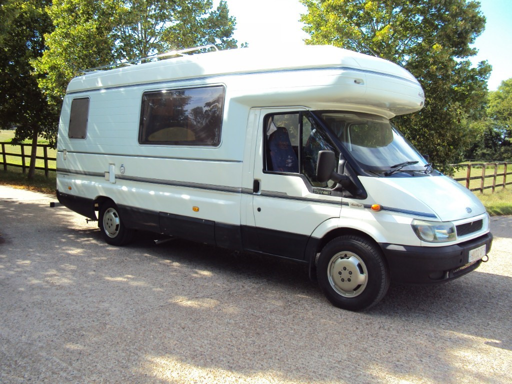 used Ford Transit AUTOSLEEPER AMTHYST in suffolk