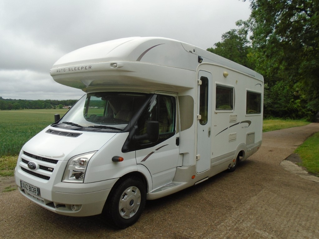 used Ford Transit AUTOSLEEPER WILTON in suffolk