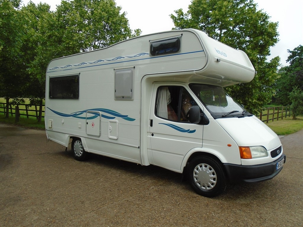 used Ford Transit SQUIRE HERALD 400RL in suffolk