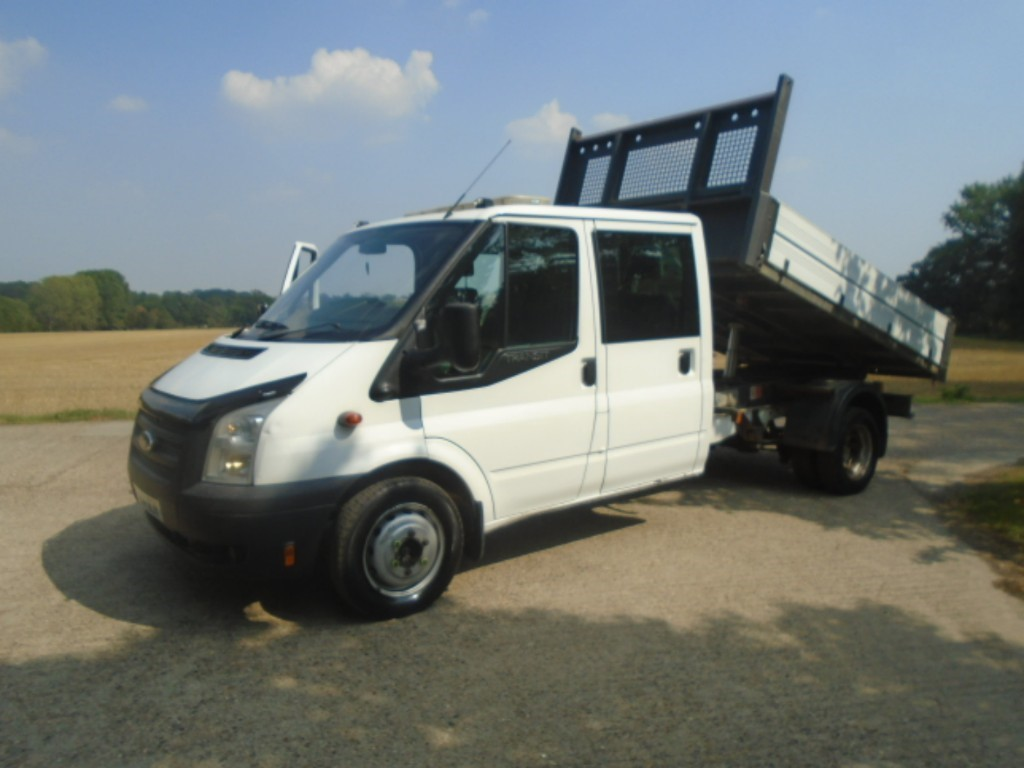 used Ford Transit 350 C/C DRW in suffolk