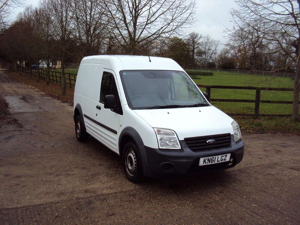 used Ford Transit Connect T230 HR P/V in suffolk