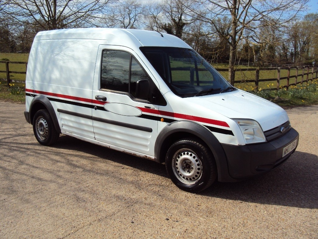 used Ford Transit Connect TDCI T230 LX LWB P/V 90 in suffolk