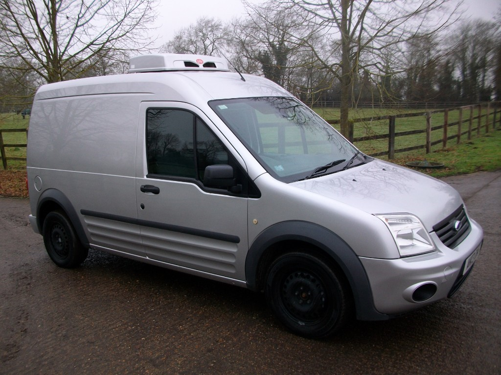 used Ford Transit Connect T230 TREND HR P/V VDPF in suffolk