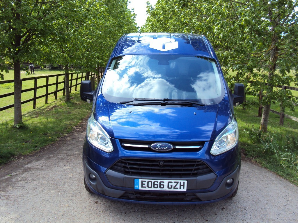 used Ford Transit Custom 290 TREND LR P/V in suffolk