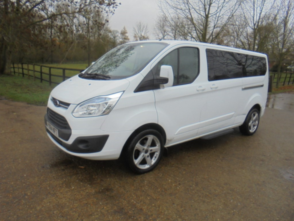 used Ford Transit Custom 300 LIMITED TDCI in suffolk