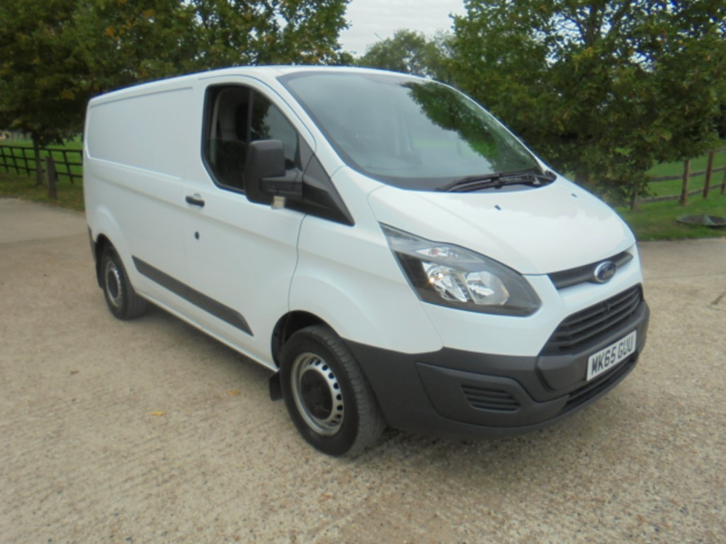 used Ford Transit Custom 290 LR P/V in suffolk