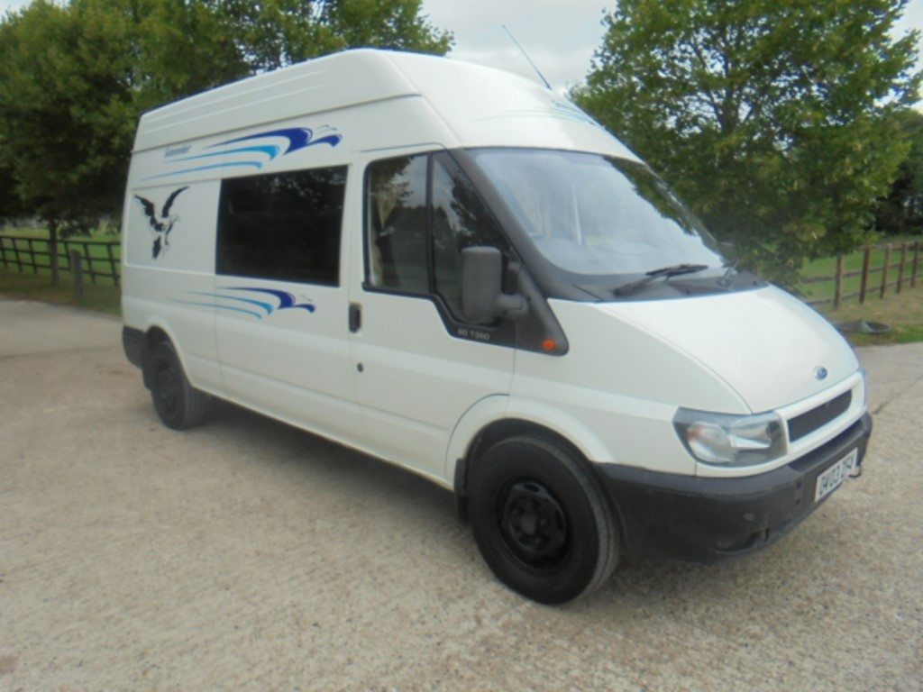 used Ford Transit 350 LWB CAMPERVAN in suffolk