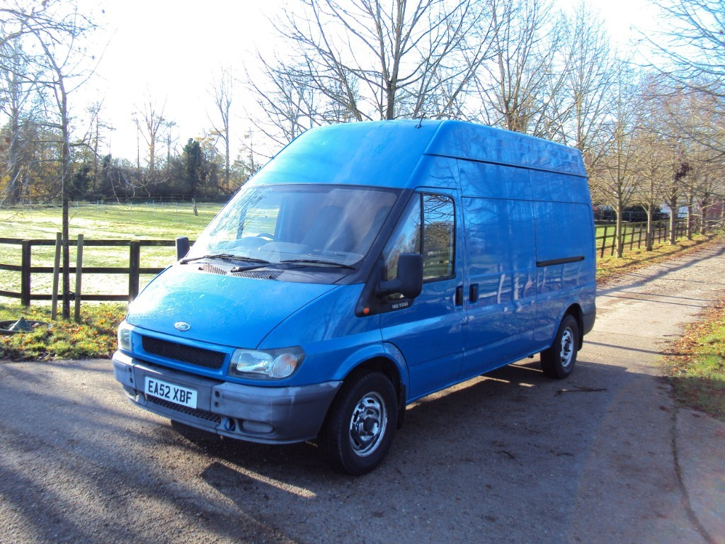 used Ford Transit 330 LWB H/R P/V in suffolk