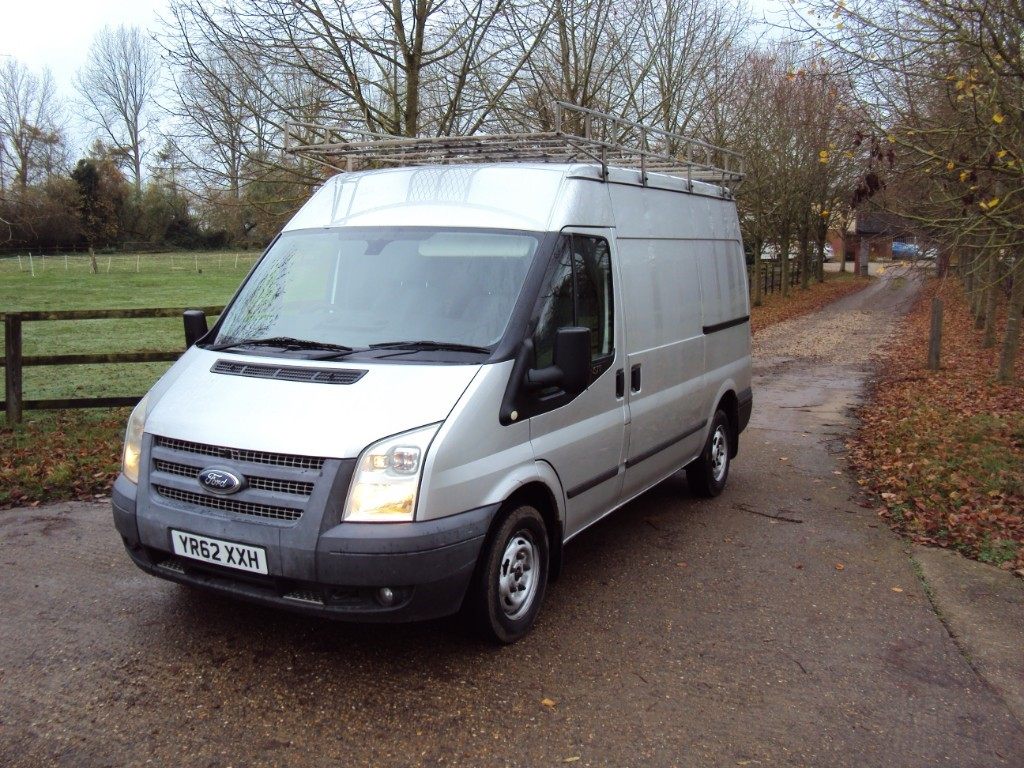 used Ford Transit 280 TREND P/V in suffolk