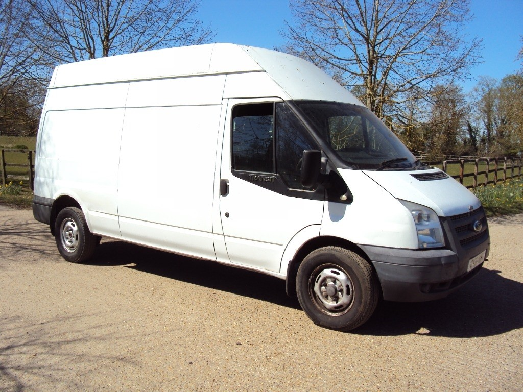 used Ford Transit 350 H/R P/V in suffolk
