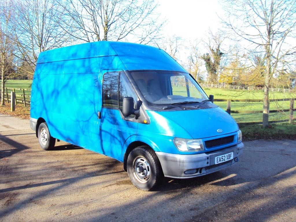 used Ford Transit 330 LWB H/R P/V in suffolk