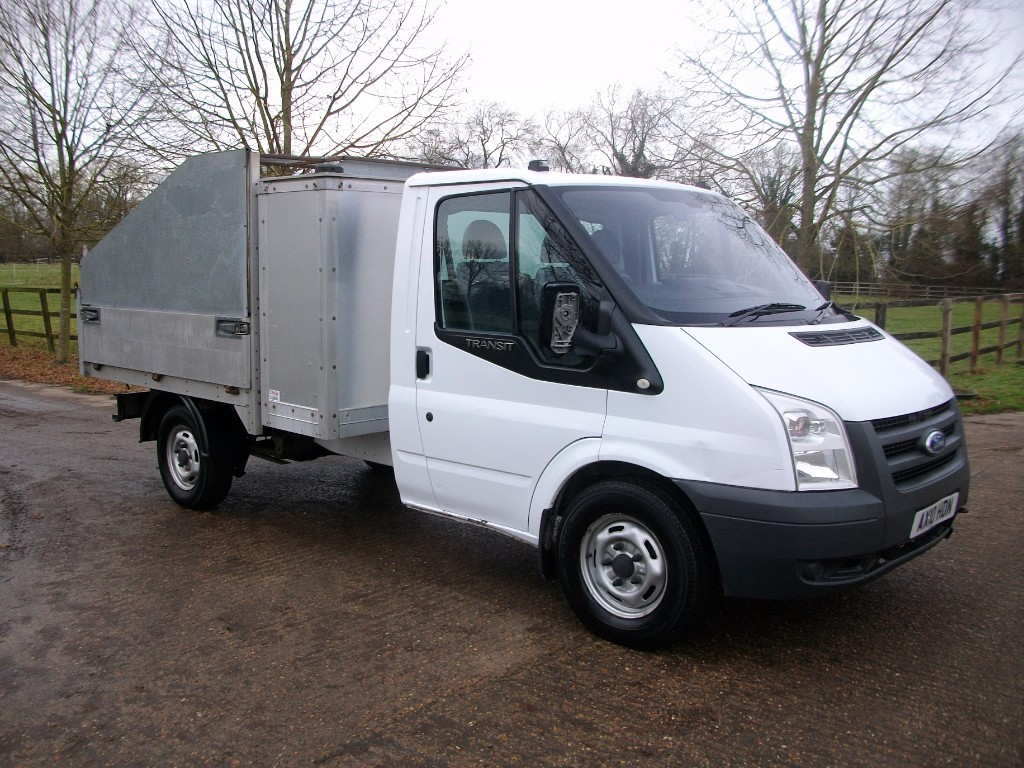 used Ford Transit 350  4X4 in suffolk