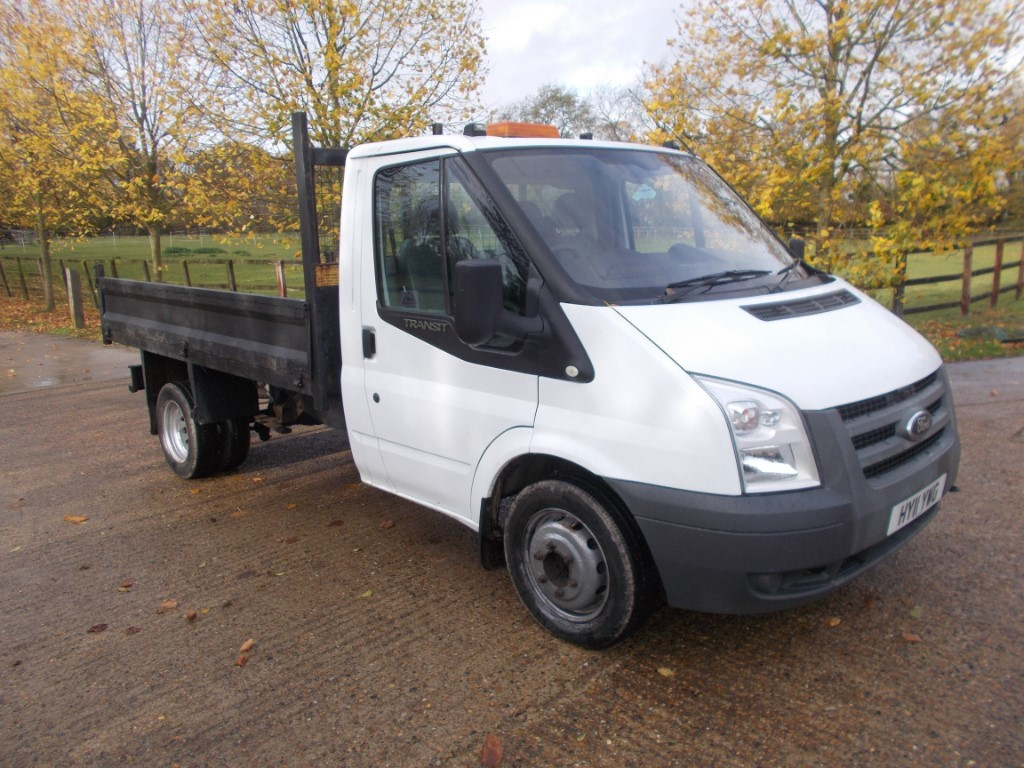 used Ford Transit 350 LIMITED SHR DCB in suffolk