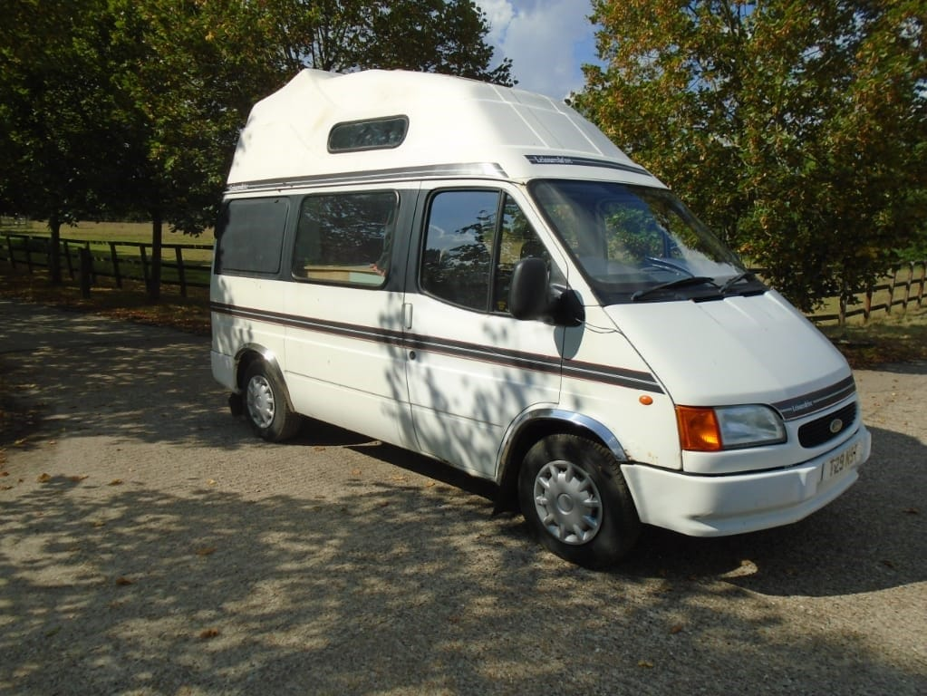 used Ford Transit LEISURDRIVE HI-TOP in suffolk