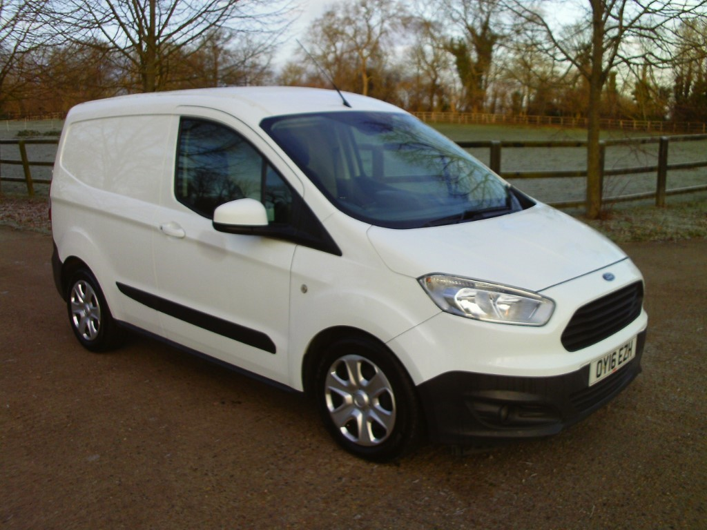 used Ford  TREND TDCI in suffolk