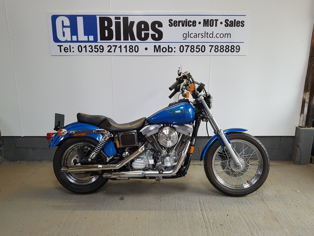 used Harley-Davidson Dyna SUPERGLIDE in suffolk